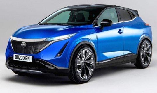 Бренд «Nissan» готовит новый электрический «кросс»