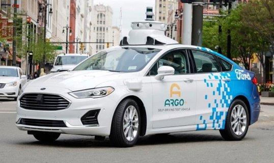 «Ford» готовится к запуску беспилотного такси