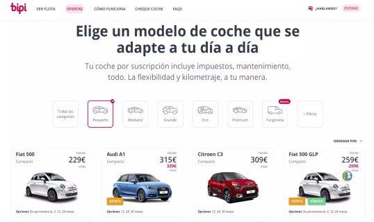 Подразделение бренда «Renault» приобрело сервис «Bipi»