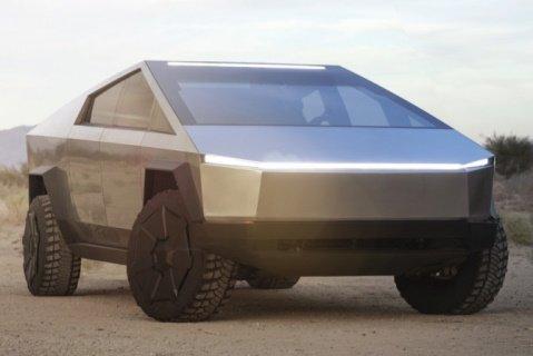 «Tesla» отложила массовый выпуск «Cybertruck»