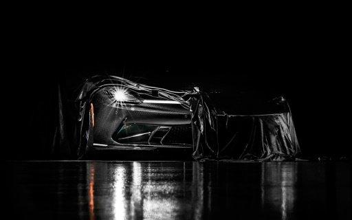 «Pininfarina» показала серийную версию гиперкара «Battista»