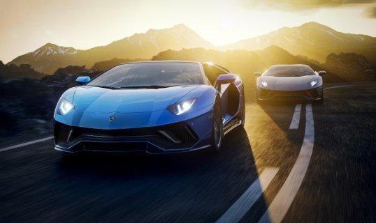 «Lamborghini» привезет в РФ «прощальную» версию «Aventador»