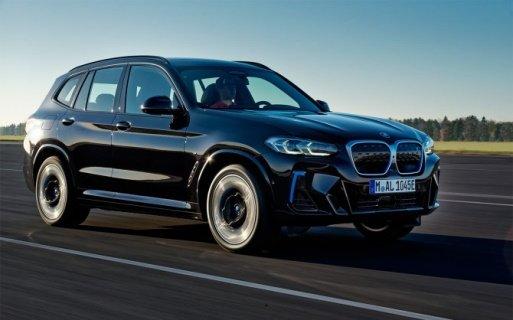 «BMW» презентовала обновленную «iX3»