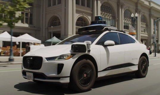 «Waymo» уже запустила беспилотное такси в Сан-Франциско