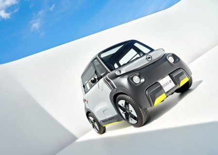 «Opel» презентовал компактный «Rocks-e»