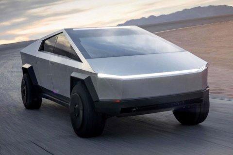 «Tesla» не начнет массовое производство «Cybertruck» до 2023