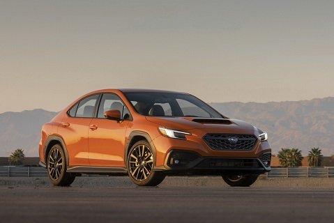 «Subaru» презентовала новое поколения спортседана «WRX»