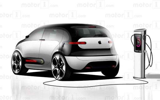 «Apple» выдаст свой первый автономный электромобиль без помощи извне
