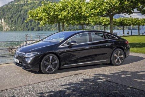 «Mercedes-Benz» скоро начнет продажи электромобилей в РФ