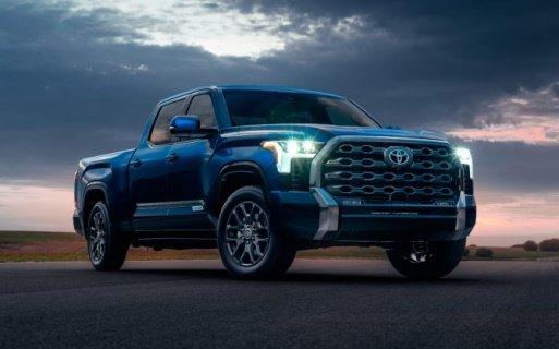 «Toyota» презентовала модель «Tundra» новой генерации
