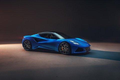 Ценители «Lotus» в Америке скоро  смогут заказать «Emira V6 First Edition»