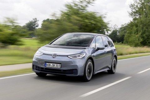 Электромобиль «ID.3» от «VW» стал хитом продаж в Европе