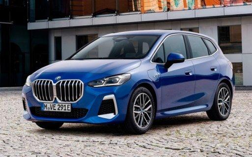 Представлена новая генерация «BMW 2-Series Active Tourer»